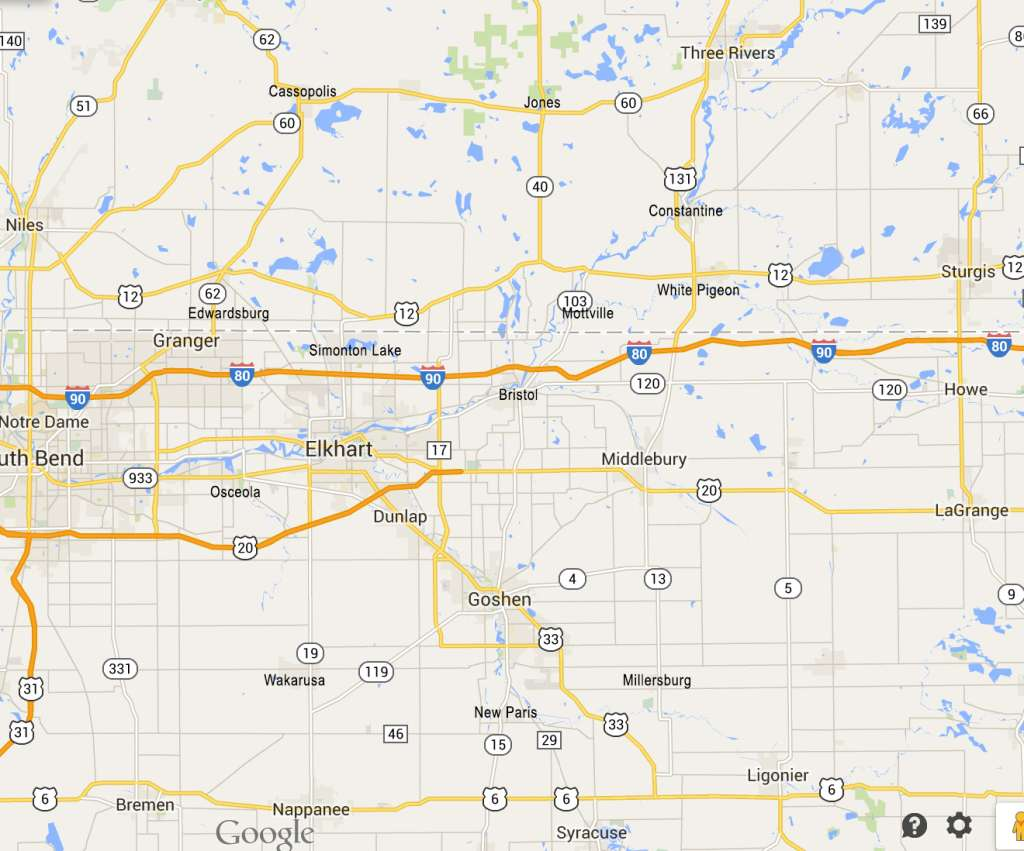 Serving Elkhart County, Lower Michigan and Parts of St ...