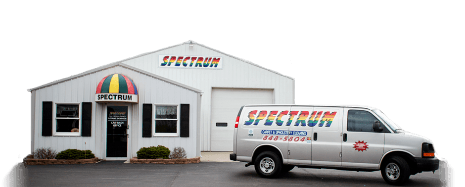 spectrum carpet cleaning bristol indiana
