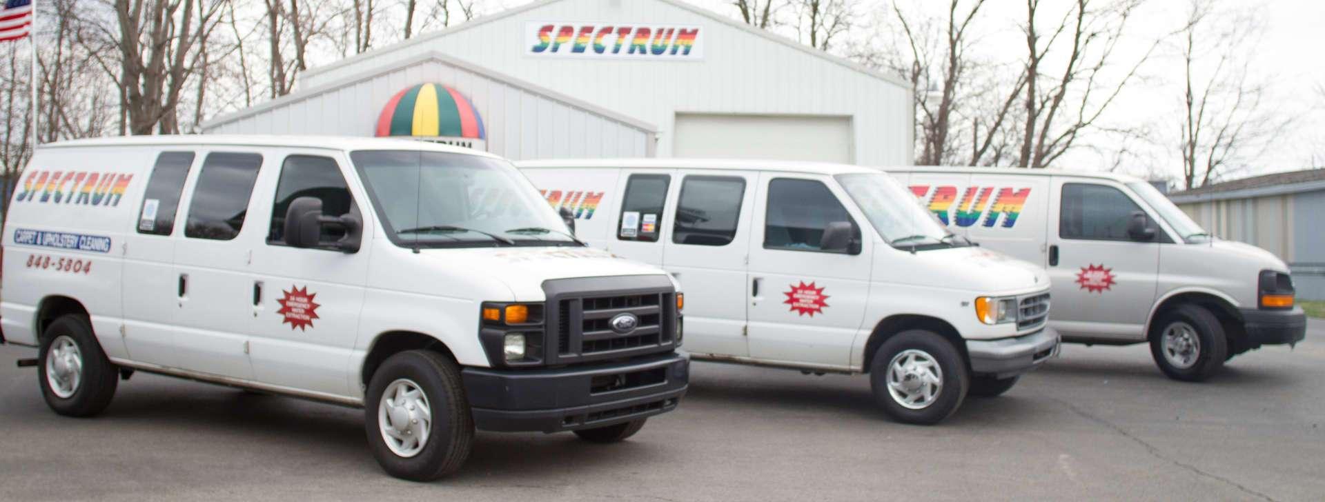 Spectrum Vans