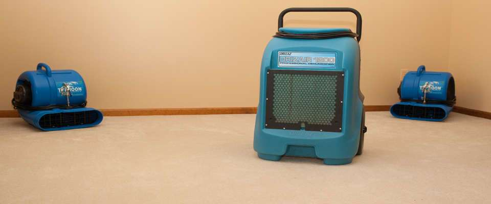water removal dehumidifier Granger Indiana